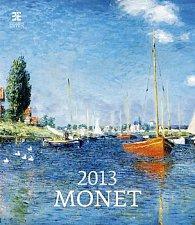 Kalendář nástěnný 2013 - Monet