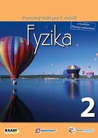 Fyzika Pracovný zošit pre 7. ročník 2