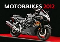 Kalendář nástěnný 2012 - Motorbikes