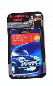 Chytrá peněženka s autem