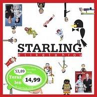 Starling Etiketa hrou