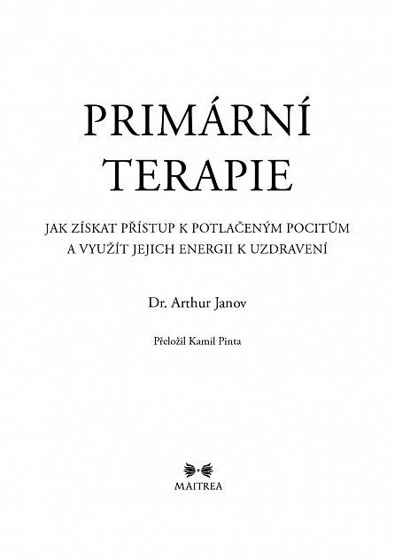 Náhled Primární terapie