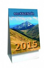 Mini kalendár 2015  - stolový kalendár
