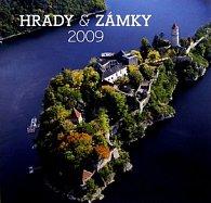 Hrady a zámky 2009 - nástěnný kalendář