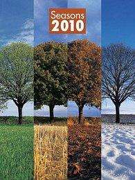 Čtyři roční období 2010 - nástěnný kalendář