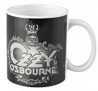 Hrnek keramický - Osbourne Ozzy/logo