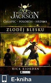 Percy Jackson – Zloděj blesku (E-KNIHA)