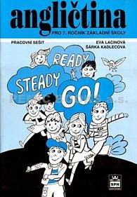 Angličtina pro 7.ročník základní školy - Pracovní sešit