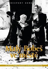 Malý Bobeš ve městě - DVD box