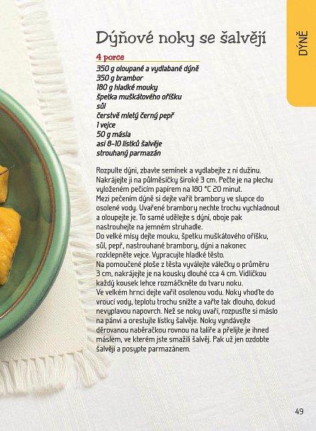 Náhled Správná kuchařka s fantazií - 20 surovin, které vás inspirují v kuchyni