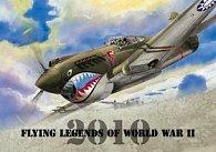 Flying Legends of World War II 2010 - nástěnný kalendář