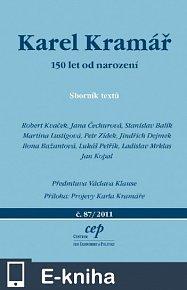 Karel Kramář: 150 let od narození (E-KNIHA)
