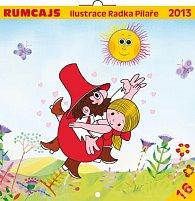 Kalendář 2013 poznámkový - Rumcajs, 30 x 60 cm