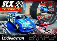 Autodráha Loopinator SCX Compact Set 1:43