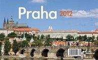 Praha 2012 - stolní kalendář