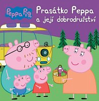 Prasátko Peppa a její dobrodružství