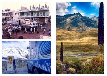 Náhled Tatra kolem světa 2 - 60 let cestovatelských zkušeností