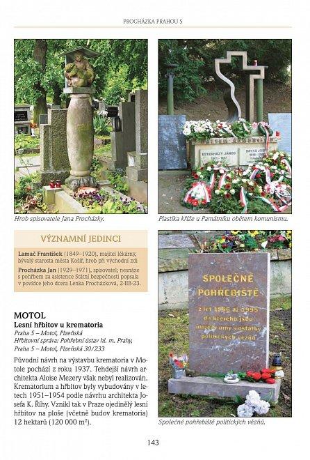 Náhled Procházky po pražských hřbitovech