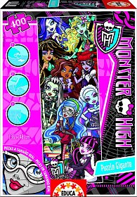 Puzzle Monster High Gigant 400 dílků