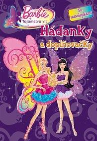Barbie Tajomstvo víl Hádanky a doplňovačky