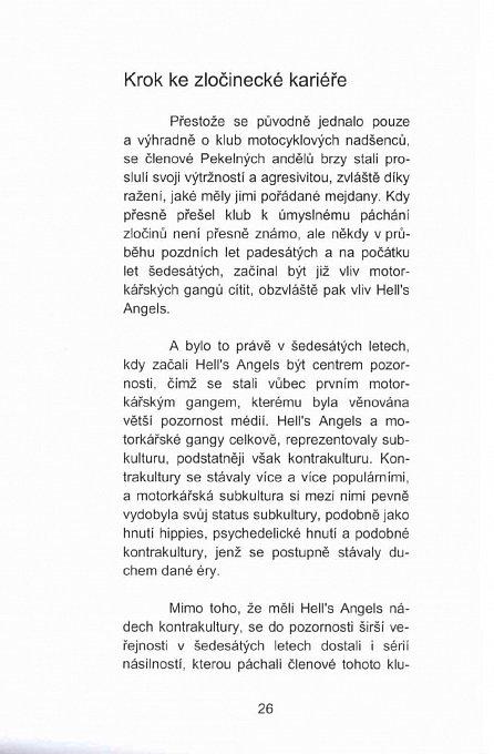 Náhled Hells Angels Války motorkářů - Masakr klubu Rock Machine