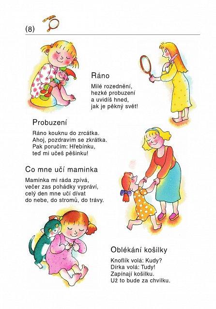 Náhled Knížka pro děti od dvou do pěti