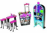 Monster High kantýna a odpočívárna