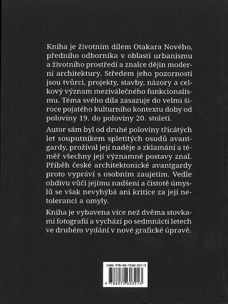 Náhled Česká architektonická avantgarda