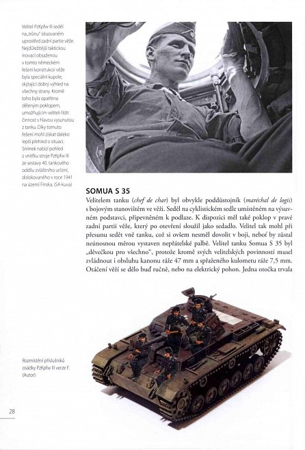 Náhled PzKpfw III vs Somua S 35 - Belgie 1940