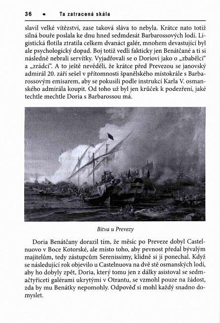 Náhled Ta zatracená skála - Obléhání Malty 1565