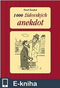 1000 židovských anekdot (E-KNIHA)