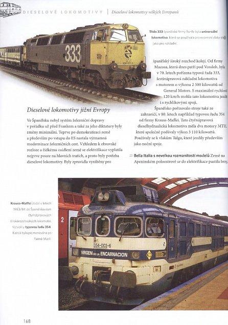 Náhled Lokomotivy: Ilustrované dějiny techniky
