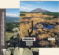Krkonoše 2006 - nástěnný kalendář