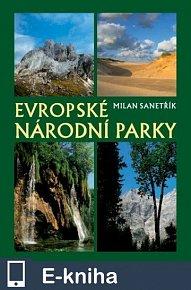 Evropské národní parky (E-KNIHA)