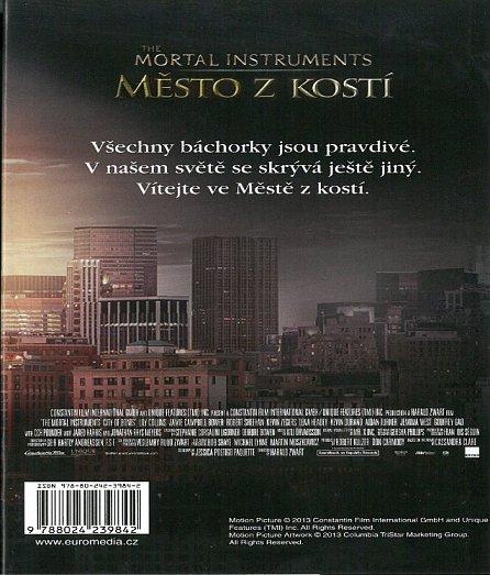 Náhled Nástroje smrti 1: Město z kostí
