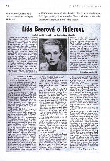 Náhled Lída Baarová a Joseph Goebbels