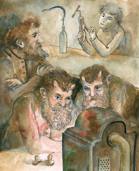 Náhled Čertí brko – Příběh na motivy filmové pohádky