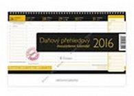 Kalendář stolní 2016 - Daňový přehledový