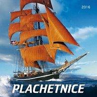 Plachetnice 2016 - nástěnný kalendář