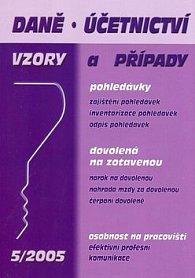 Daně, účetnictví 05/2005