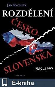 Rozdělení Československa 1989-1992 (E-KNIHA)
