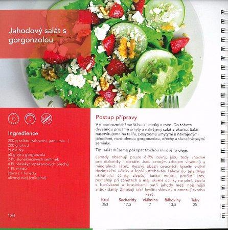 Náhled Fit Recepty 2 - Jednoduché, zdravé, chutné fitness recepty