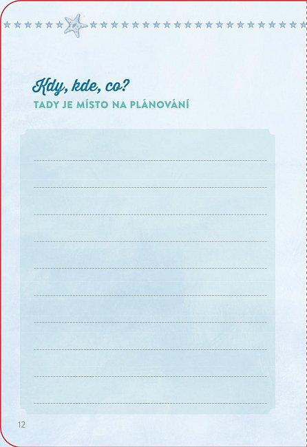 Náhled Cestovní deník