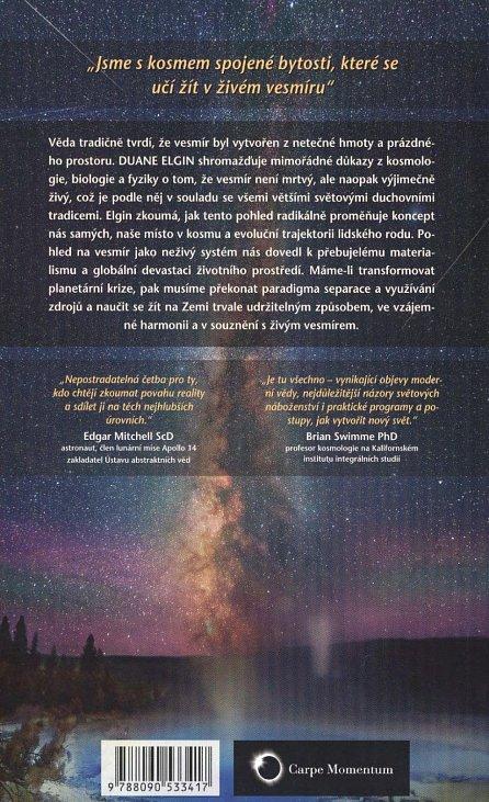 Náhled Živý vesmír - Kde jsme? Kdo jsme? Kam směřujeme?