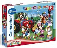 Puzzle Maxi Mickey Mouse 24 dílků