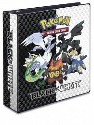 Pokémon: 3 kroužkové album - B&W Generic
