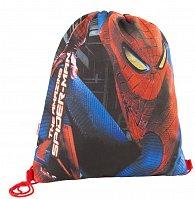 Taška na přezůvky Spiderman černo/modrý