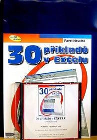 30 příkladu v Excelu+CD