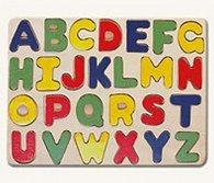 Puzzle - abeceda