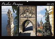 Kalendář 2013 nástěnný - Praha Exclusive, 48 x 33 cm